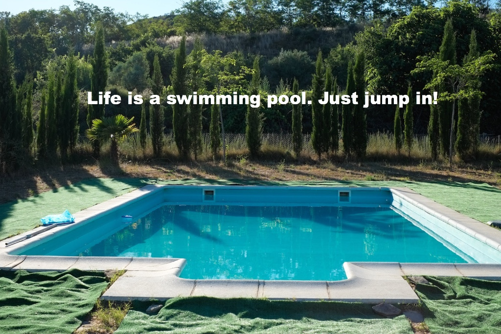 life-is-a-swimming-pool-just do-Mindfulness-yoga-with-bodhiyoga