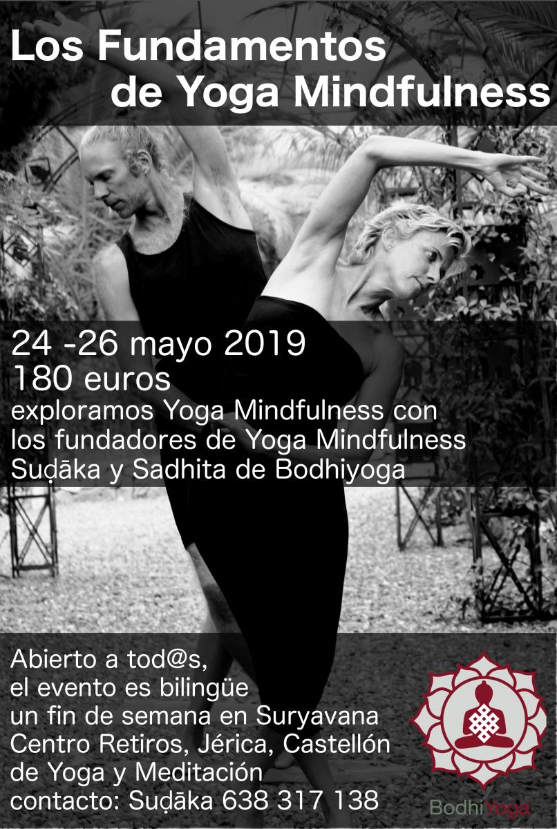 fundamentos de yoga mindfulness